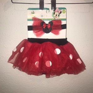 Minnie Mouse Become the Character NWT 0-12 months